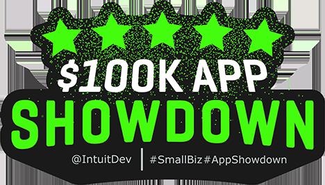 Intuit App Showdown logo