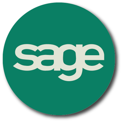 sage logo shadow