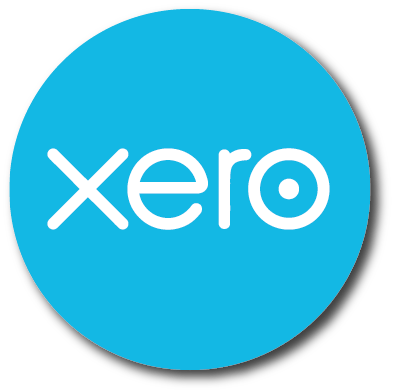 Xero logo shadow