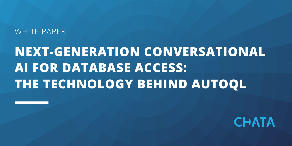 Conversational AI Resources: Next-Generation Conversational AI for Database Access: The Technology Behind AutoQL