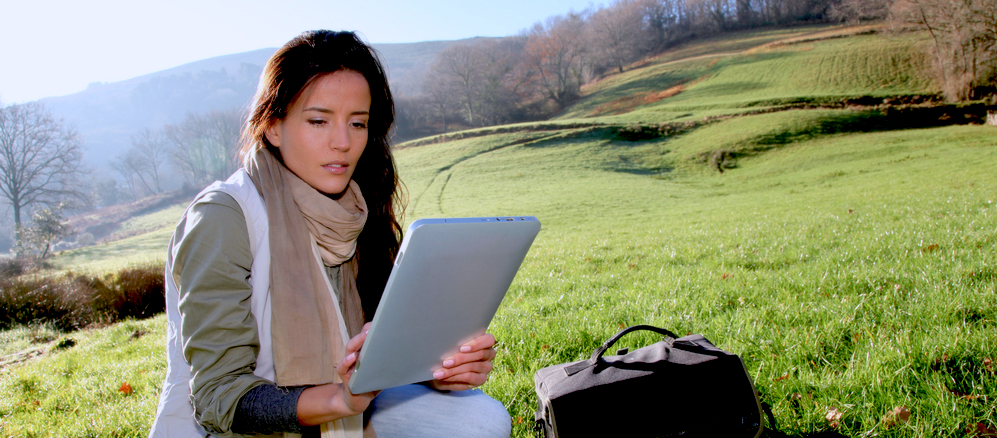 Elevating Out-of-Office Mobile Data Access