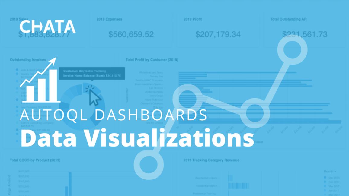 Data Visualizations AutoQL Dashboards
