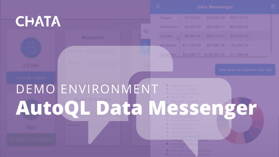 Demo Environment Data Messenger