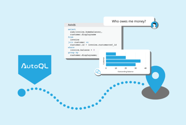 AutoQL roadmap to building text-to-SQL conversational AI for database access