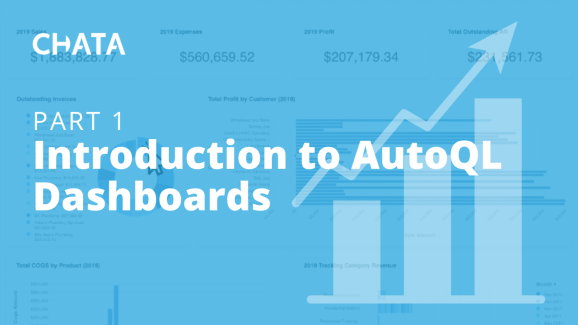Introduction to AutoQL Dashboards