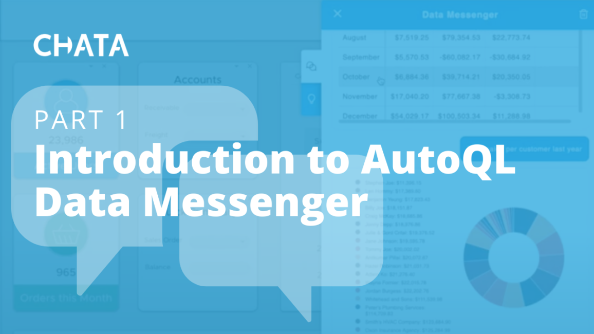 Introduction to AutoQL Data Messenger