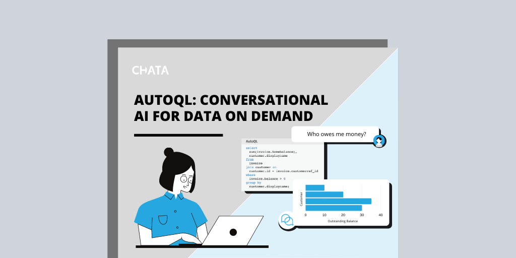 AutoQL: Conversational AI for Data on Demand resources title page