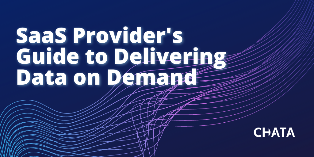 Thumbnail SaaS Provider's Guide to Delivering Data on Demand