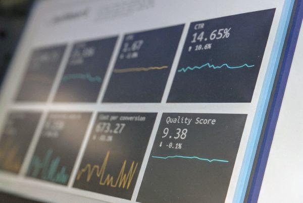 SaaS data access via a dashboard