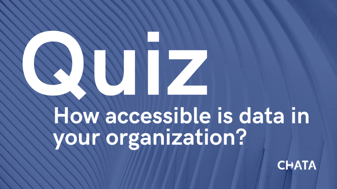 Data Access Assessment Quiz