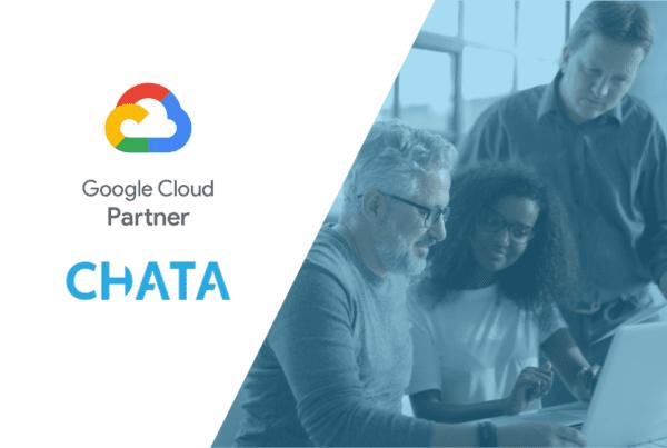 Chata partnership with Google AutoQL Google Cloud